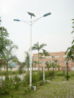 Éclairage parking , double crosse , Lampes de 30w