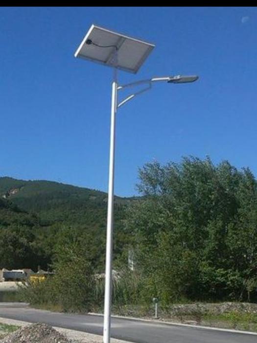 lampadaire exterieur solaire